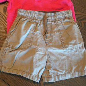 OshKosh B'gosh Matching Sets - Boys Summer Outfit